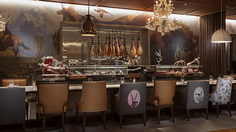 Property BazaarMeat Restaurant MeatBar SBEHotelLicensingLLC