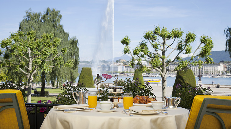 Property BeauRivage Hotel Dining TerraceBreakfast HotelBeauRivage