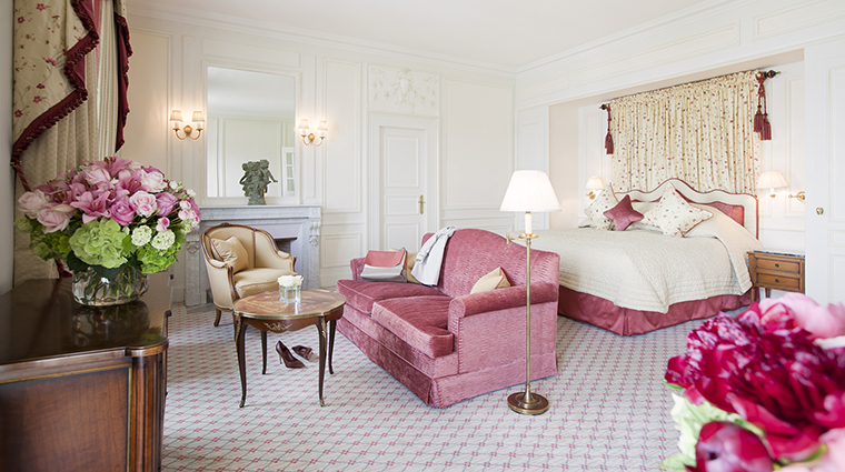 Property BeauRivage Hotel GuestroomSuite PrestigeSuiteBedroom HotelBeauRivage