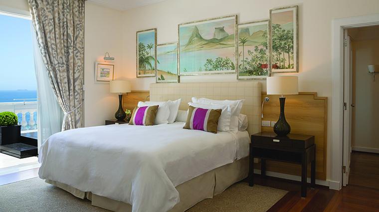 Property BelmondCopacabanaPalace Hotel GuestroomSuite GuestroomBedroom BelmondManagementServicesSARL
