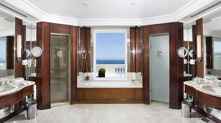 Property BelmondCopacabanaPalace Hotel GuestroomSuite PenthouseSuiteBathroom BelmondManagementServicesSARL