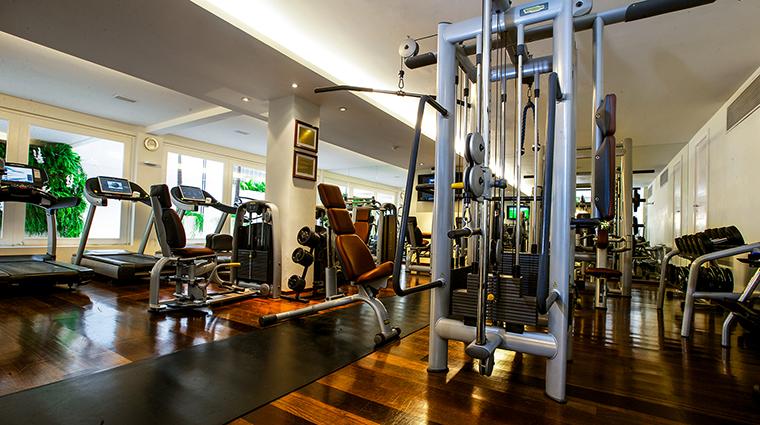 Property BelmondCopacabanaPalace Hotel PublicSpaces FitnessCenter BelmondManagementServicesSARL
