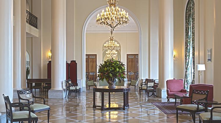 Property BelmondCopacabanaPalace Hotel PublicSpaces Lobby BelmondManagementServicesSARL
