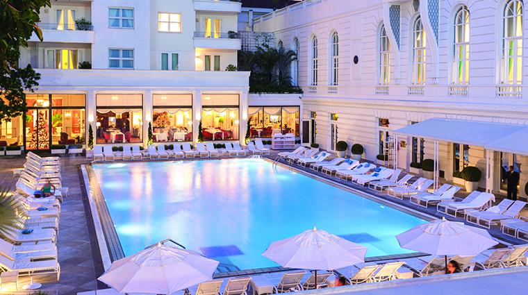Property BelmondCopacabanaPalace Hotel PublicSpaces SwimmingPool BelmondManagementServicesSARL