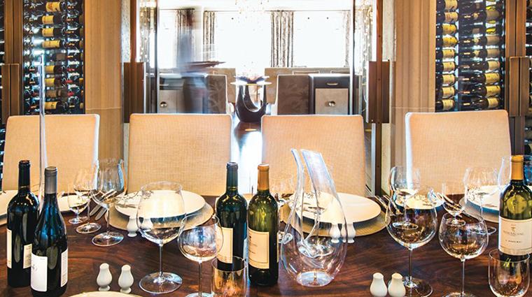 Property BelmondElEncanto Hotel Dining TheWineRoom BelmondManagementServicesSARL