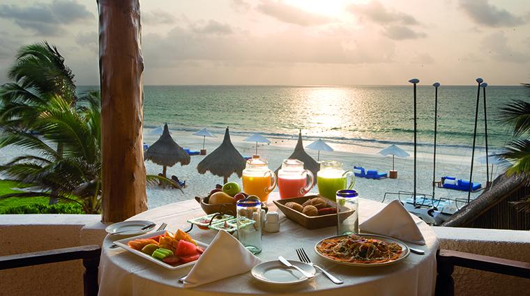Property BelmondMaromaResort&Spa Hotel Dining PrivateBreakfast BelmondManagementServicesSARL