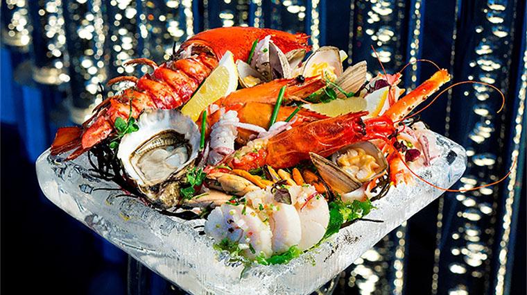 Property Belon Restaurant Dining SeafoodPlatter BanyanTreeHotelsResorts