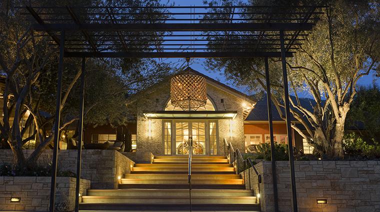 Property BerdardusLodge&Spa Hotel Exterior ExterioratNight BernardusLodge&Spa