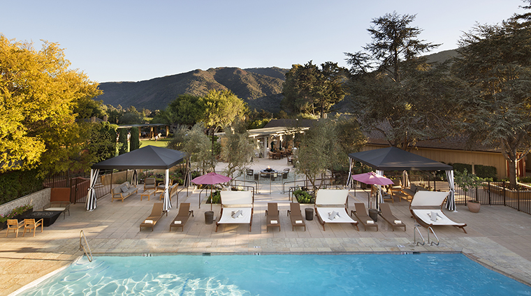 Bernardus Lodge Spa Monterey Carmel And Big Sur Hotels Carmel Valley United States