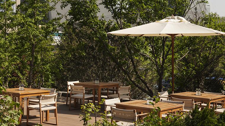 Property BistroB Restaurant Terrace RosewoodHotelsandResortsLLC