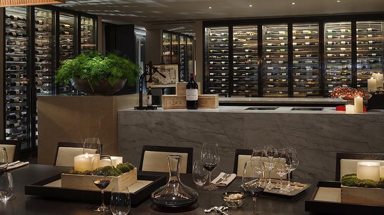 Property BistroB Restaurant WineRoom RosewoodHotelsandResortsLLC
