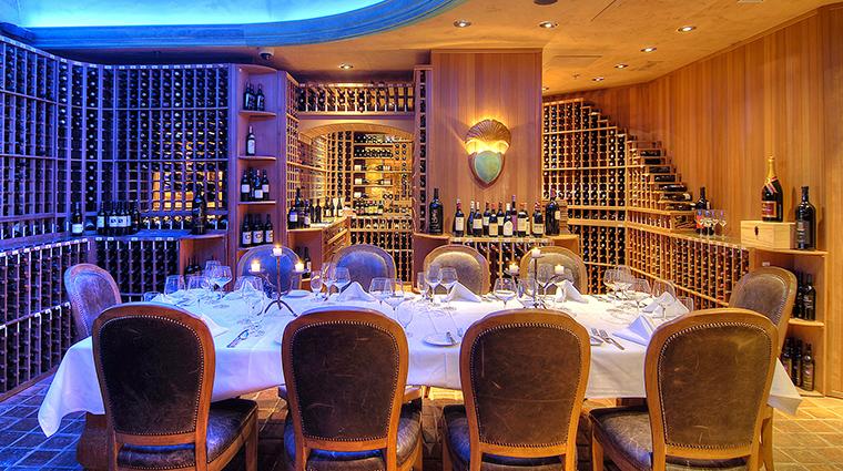 Property BistroNapa 2 Restaurant Style WineCellar CreditAtlantisCasinoResortSpa