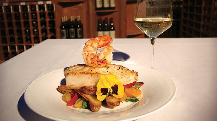 Property BistroNapa 3 Restaurant Food SeaBass CreditAtlantisCasinoResortSpa