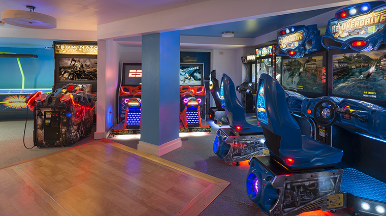 Property BocaBeachClub Activities Arcade HiltonWorldwide