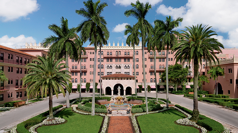 Property BocaRatonResort&Club Hotel Exterior ResortExteriorFacade HiltonWorldwide