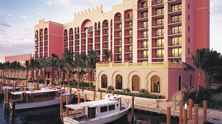 Property BocaRatonResort&Club Hotel Exterior TheYachtClub HiltonWorldwide