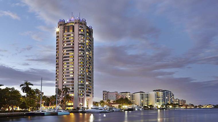 Property BocaRatonResort&Club Hotel Exterior TowerExterior HiltonWorldwide