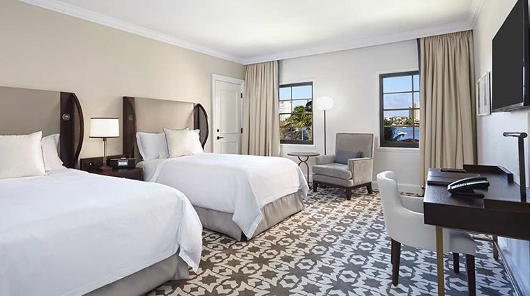 Property BocaRatonResort&Club Hotel GuestroomSuite TheCloisterDoubleRoom HiltonWorldwide