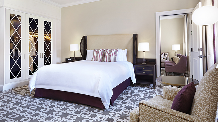 Property BocaRatonResort&Club Hotel GuestroomSuite TheCloisterOneBedroomSuite HiltonWorldwide
