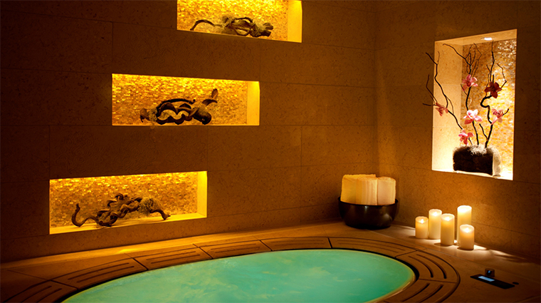 Property BodhiSpa Spa 1 Style TreatmentRoom CreditHiltonWorldwide