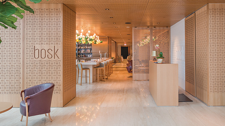 Property BoskRestaurant Restaurant Entrance ShangriLaInternationalHotelManagementLtd