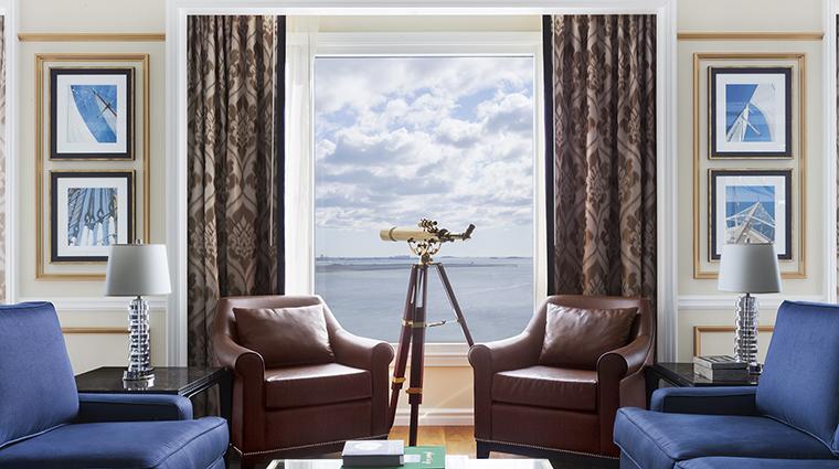 Property BostonHarborHotel Hotel GuestroomSuite PresidentialSuiteLivingRoomDetail BostonHarborHotel