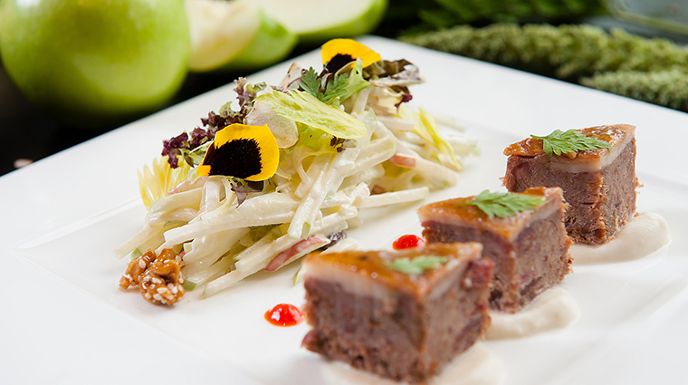 Property Brasserie1893 Restaurant Dining Cuisine HiltonWorldwide