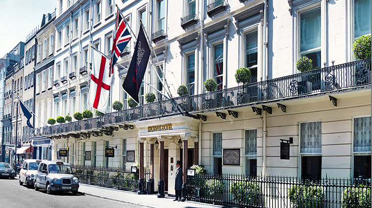 Town Hotel London