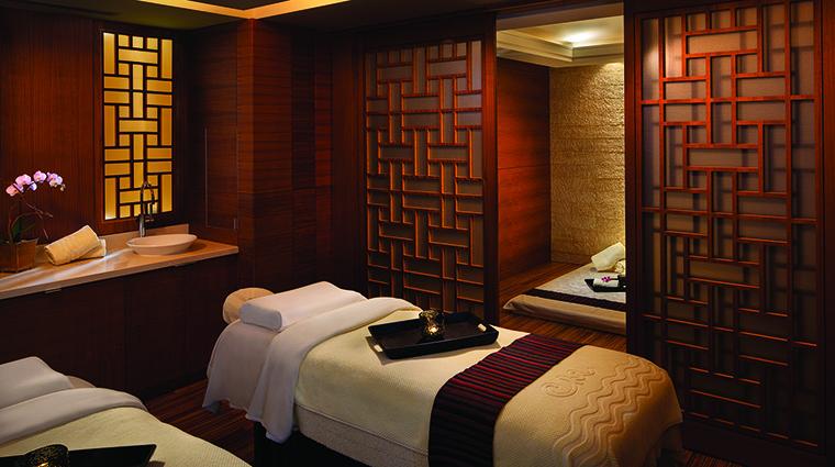 Property CHITheSpaVancouver Spa CouplesSuite ShangriLaInternationalHotelManagementLtd