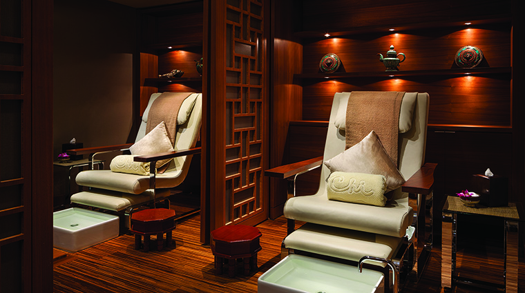 Property CHITheSpaVancouver Spa Manicure&PedicureSuite ShangriLaInternationalHotelManagementLtd