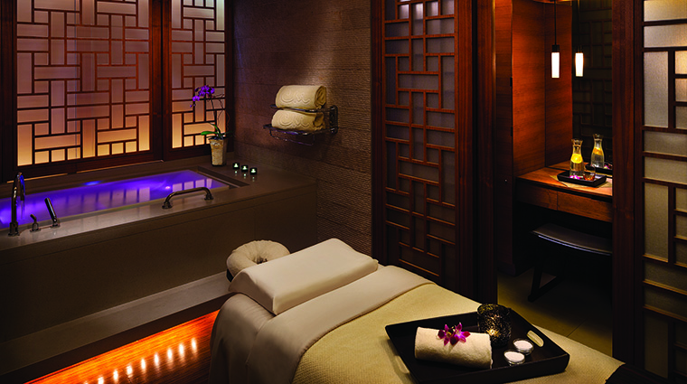 Property CHITheSpaVancouver Spa TreatmentRoom ShangriLaInternationalHotelManagementLtd