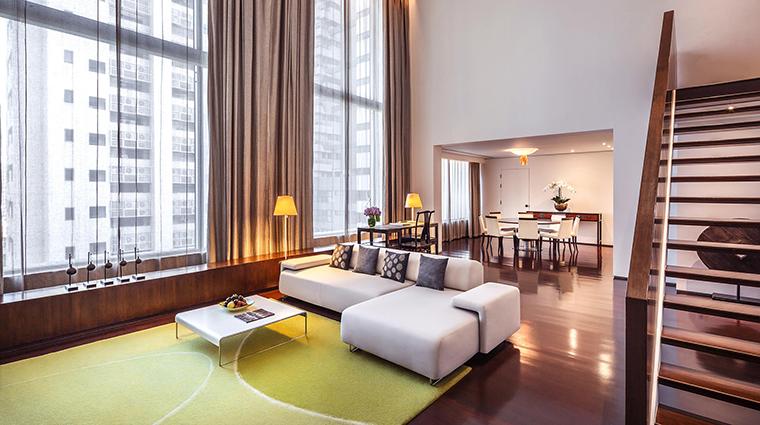 Property COMOMetropolitanBangkok Hotel GuestroomSuite COMOSuite TheCOMOGroup