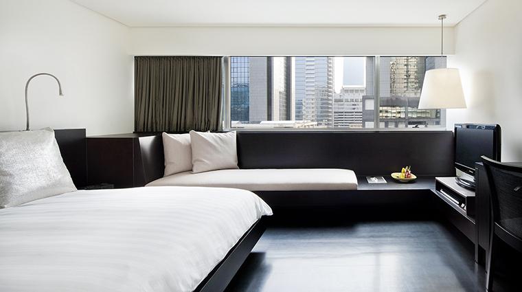 Property COMOMetropolitanBangkok Hotel GuestroomSuite CityRoom TheCOMOGroup