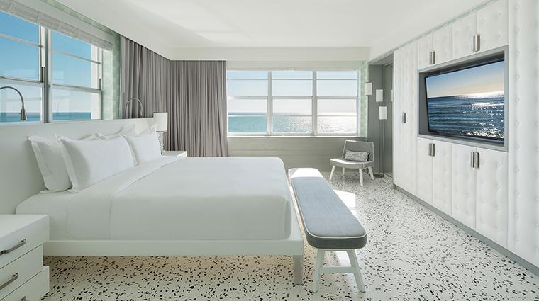 Property COMOMetropolitanMiamiBeach Hotel GuestroomSuite COMOSuiteBedroom COMOHotelsandResorts