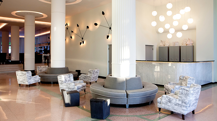 Property COMOMetropolitanMiamiBeach Hotel PublicSpaces Lobby COMOHotelsandResorts