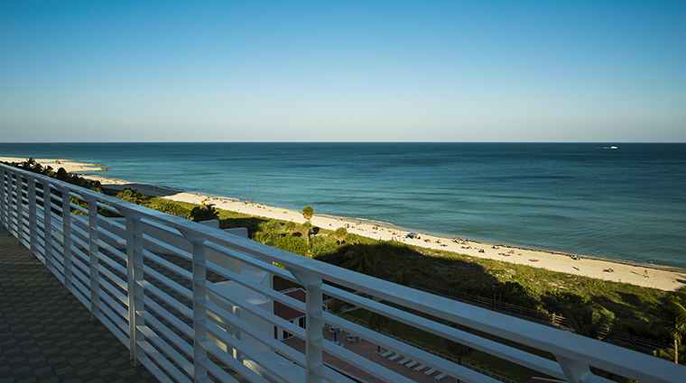 Property COMOMetropolitanMiamiBeach Hotel PublicSpaces RooftopViewofOcean COMOHotelsandResorts
