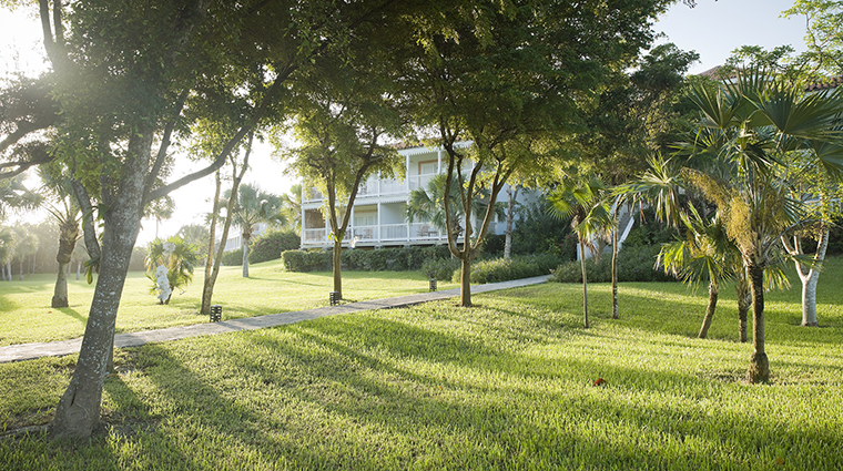 Property COMOParrotCay Hotel Exterior Garden COMOHotelsandResorts