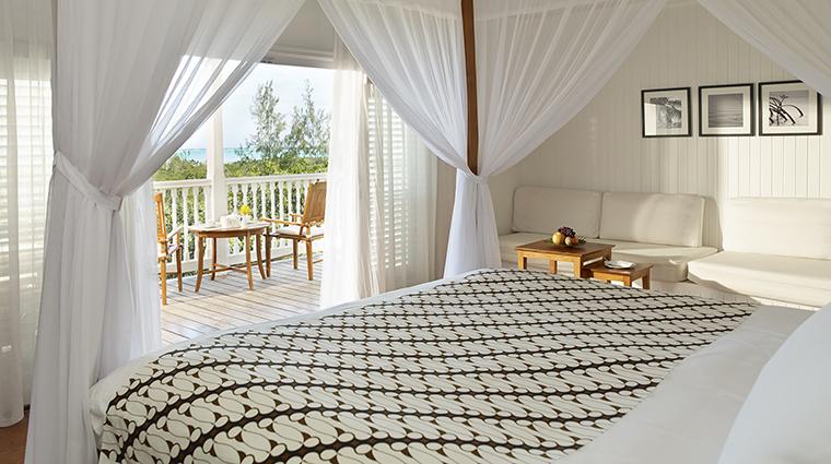 Property COMOParrotCay Hotel GuestroomSuite OceanFacingRoom COMOHotelsandResorts