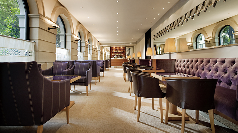 Property COMOTheHalkinLondon Hotel BarLounge TheHalkinBar TheCOMOGroup
