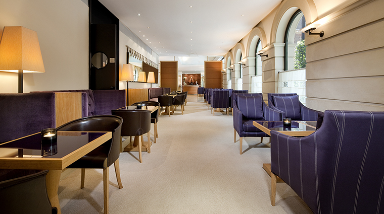 Property COMOTheHalkinLondon Hotel BarLounge TheHalkinBar2 TheCOMOGroup