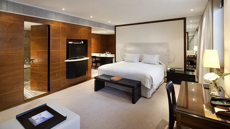 Property COMOTheHalkinLondon Hotel GuestroomSuite StudioSuite TheCOMOGroup
