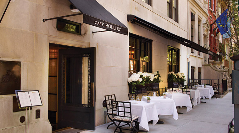 Property CafeBoulud 2 Restaurant Style Exterior Credit B.Milne