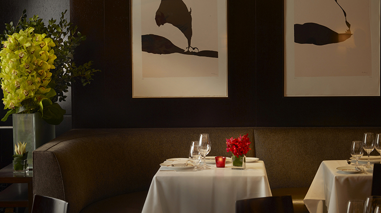 Property CafeBoulud 5 Restaurant Style Interior CreditBillMilne