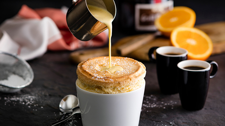 Property CafeBoulud Restaurant Dining Souffle FourSeasonsHotelsLimited
