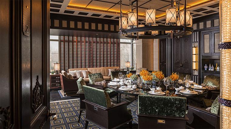 Property CaiYiXuan 5 Restaurant Style PrivateDiningRoom1 CreditFourSeasons