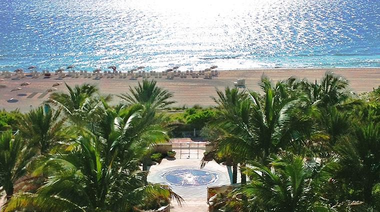 Property CarilionHotel&Spa Hotel Exterior BeachView CarillonMiamiBeach