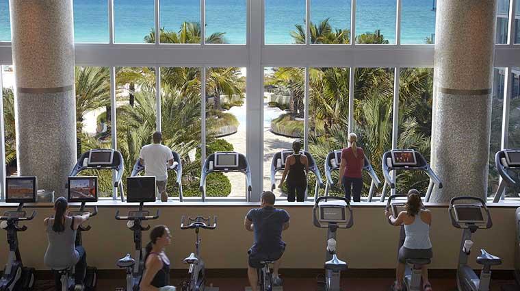 Property CarilionHotel&Spa Hotel PublicSpaces FitnessFloor CarillonMiamiBeach