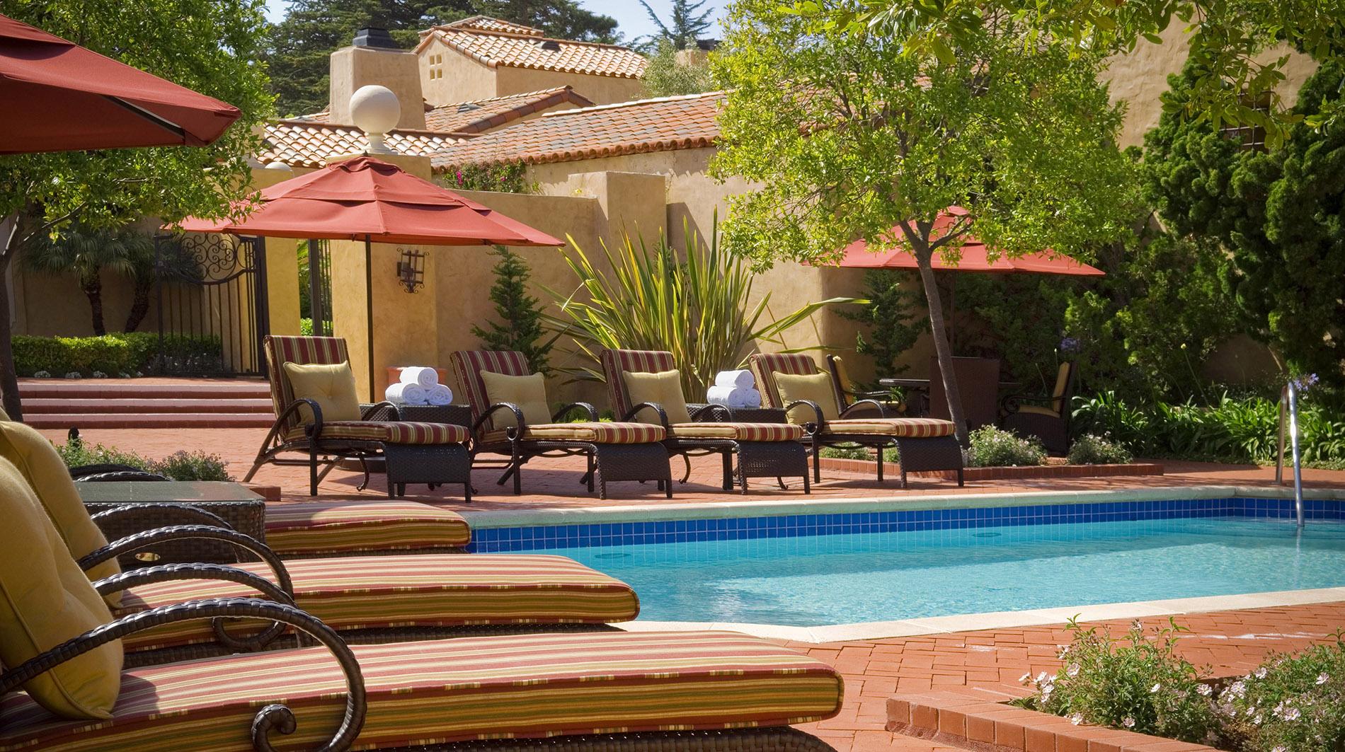 Property CasaPalermo Hotel PublicSpaces SwimmingPool2 PebbleBeachCompany