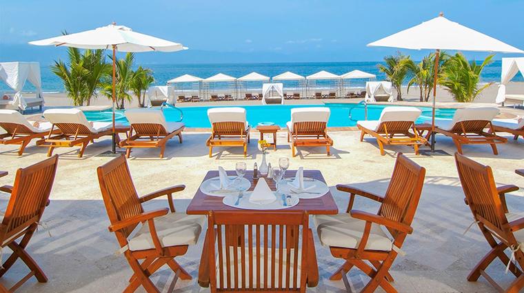 Property CasaVelasPuertoVallarta Hotel PublicSpaces BeachClub VelasResorts