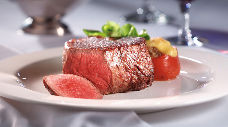 Property ChandlersSteakhouse 1 Restaurant Food Filet CreditChandlersSteakhouse